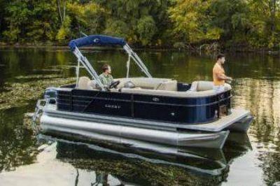 2018 Crest Marine CREST I 220 SF Pontoons Boats Ponderay, ID