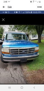 1994 Ford F150 flat bed