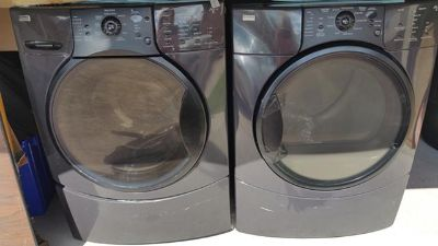 $500, Kenmore Elite Washer Dryer