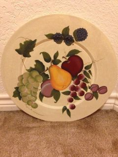 Fruit Plate Picture