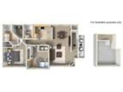 Milan Apartment Townhomes - PLAN B