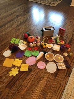 Play Food and Play Toaster