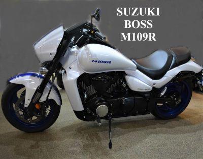 2019 Suzuki BOULEVARD M109R B.O.S.S.