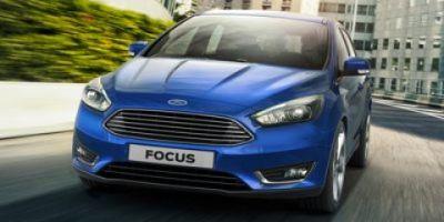2018 Ford Focus Titanium (Blue)