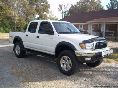 2001 Toyota Tacoma SR5