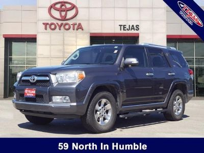 2011 Toyota 4Runner Limited (Magnetic Gray)