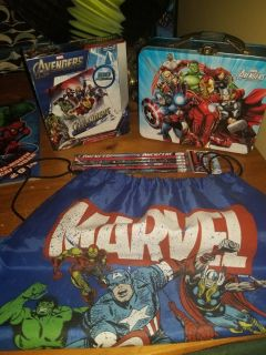 MISC Marvel Comic items
