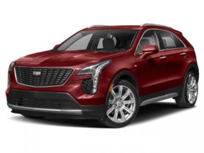 2019 Cadillac XT4 FWD Luxury (Radiant Silver Metallic)