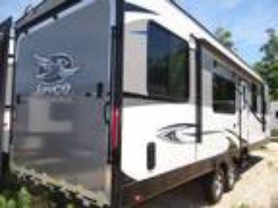 2018 Jayco Octane Super Lite 272 SL Front Is. Queen Bed w/8' Garage Area & Bunk