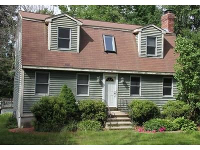 3 Bed 2.1 Bath Foreclosure Property in Uxbridge, MA 01569 - Aldrich St