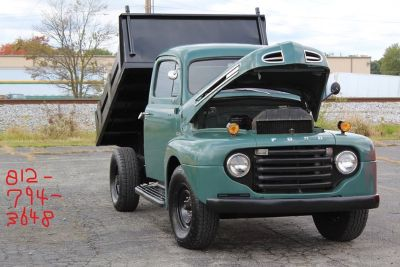 1950 FORD F3
