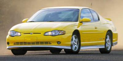 2005 Chevrolet Monte Carlo SS (Silverstone Metallic)