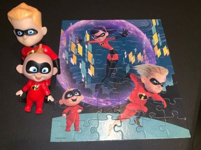 incredibles 2 toys and puzzles