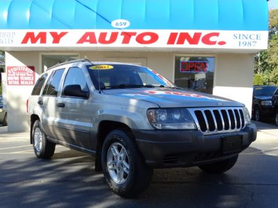 2003 Jeep Grand Cherokee Laredo (Light Pewter Metallic)