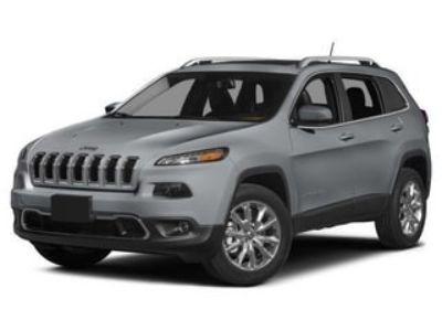 2016 Jeep Cherokee Limited (GRAY)