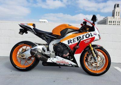 2015 Honda CBR 1000RR SP