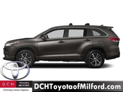 2019 Toyota Highlander (PREDAWN GRAY MICA)