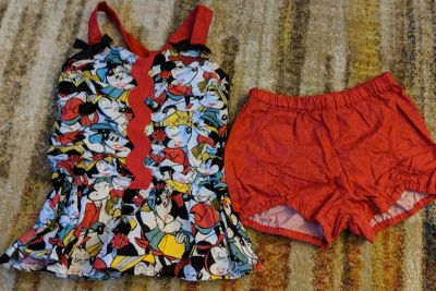 New Minnie mouse outfit
