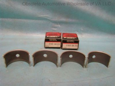 Purchase Onan 50 CCK CCKB Super CCK CCK106F MSV106F Rod Bearing Set 020 USA NORS 3180SB motorcycle in Vinton, Virginia, United States, for US $60.00