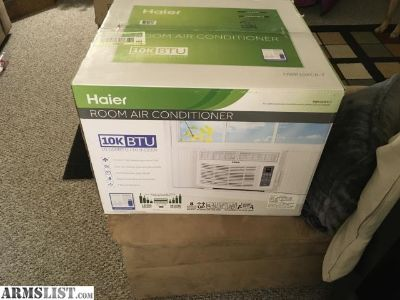 For Sale/Trade: Haier 10k BTU Air Conditioner New in Box