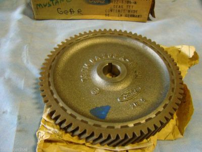 Sell NOS 74 75 76 77 78 79 Mustang II Capri Bobcat V6 171 CI Camshaft Timing Gear motorcycle in Vinton, Virginia, US, for US $35.99