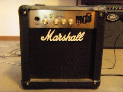 $40 OBO Marshall MG10 10W Guitar Amp