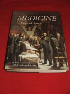 Medicine An Illustrated History Bibliography by Lyons & Petrucelli