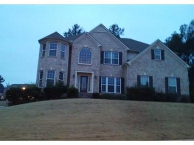 4 Bed 2.5 Bath Preforeclosure Property in Conyers, GA 30094 - Bayberry Way SW