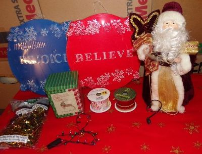 Selling As A Lot of Christmas Items