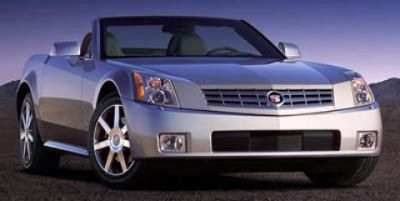 2005 Cadillac XLR Base (Light Platinum)