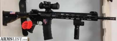 For Sale: Spike's Tactical ST15 5.56 Nato 1/7 w/ furniture