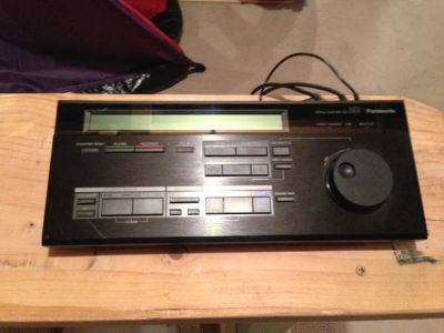 Panasonic Editing Controller Model AG-A95....Great Condition!