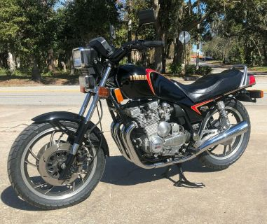 1981 Yamaha XJ750RJ