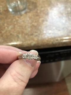 Great X-mas gift! Engagement Ring