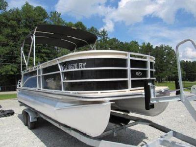 2013 Harris 220 Sunliner Pontoon Boat