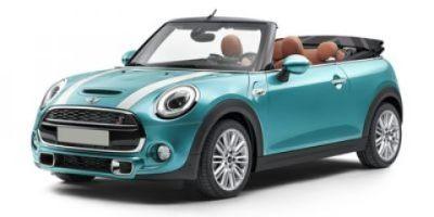 2017 MINI Convertible Cooper S (Blue)