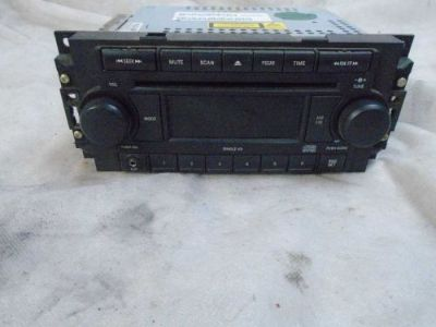 Purchase 05 06 07 JEEP GRAND CHEROKEE AUDIO EQUIPMENT 390479 motorcycle in Holland, Ohio, United States, for US $50.00