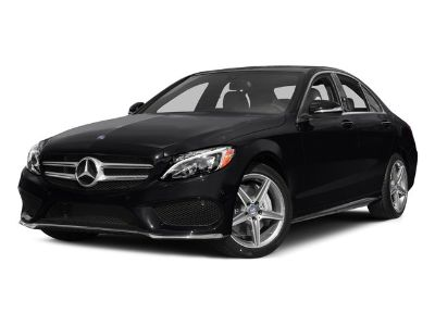 2015 Mercedes-Benz C-Class C 300 Luxury (Palladium Silver Metallic)