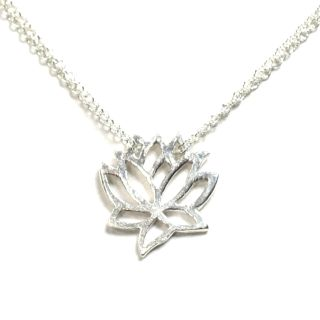 Looking for lotus flower jewelry