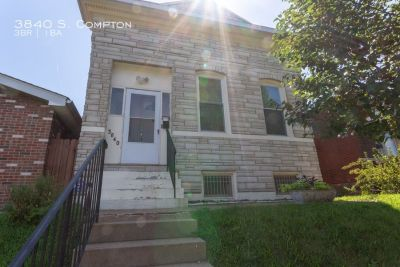 Updated 3 Bedroom Brick Bungalow on a Quiet Street near Marquette Park