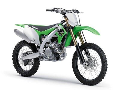 2019 Kawasaki KX450JKF Competition/Off Road Motorcycles Talladega, AL