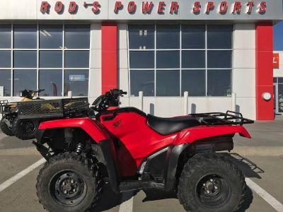 2016 Honda FourTrax Rancher 4x4 Automatic DCT Power Steering Utility ATVs Roca, NE