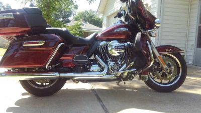 Harley Ultra Full Stage 1