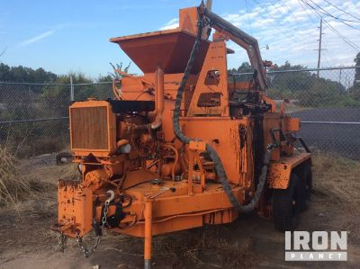2003 Stepp Asphalt Recycler/Mixer