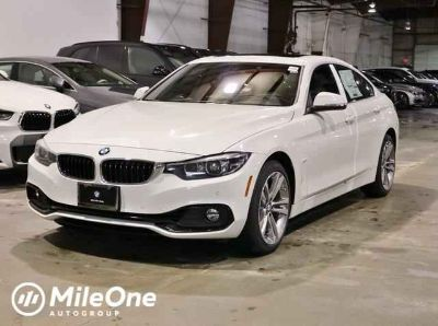 New 2019 BMW 4 Series Gran Coupe