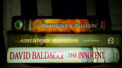 The serpents shadow, American dervish, the innocent