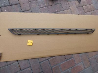 Sell 2002-2005 Mercedes W163 ML OEM front bumper lower trim cover #4747 motorcycle in Pompano Beach, Florida, United States, for US $45.00
