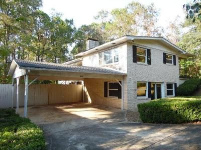 4 Bed 3 Bath Foreclosure Property in Tallahassee, FL 32304 - San Luis Rd