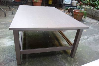 Shoreside Oak Coffee Table