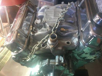1967 Pontiac 326 Engine